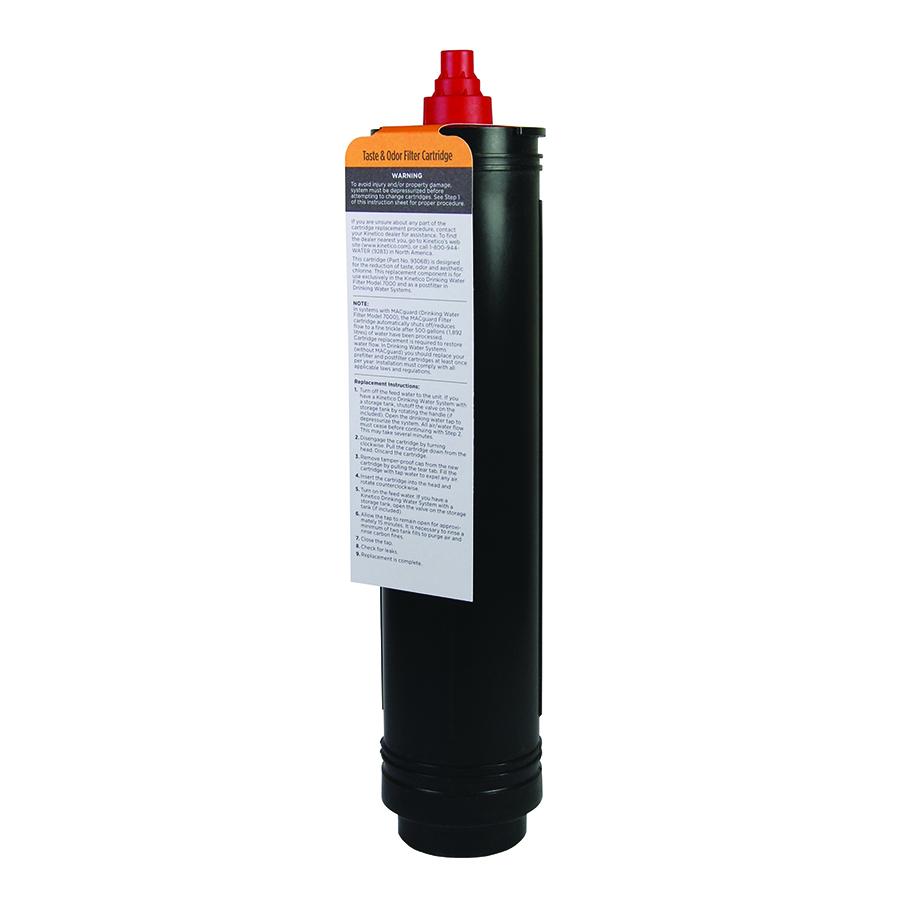Kinetico aquataste-cartridge