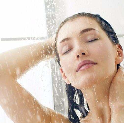 Soft Water Shower